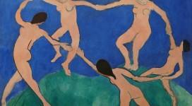 Tableau Matisse la danse